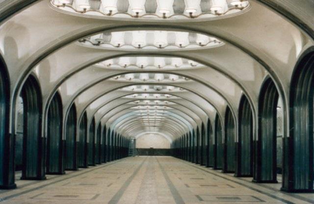 Отделка Метро в Москве