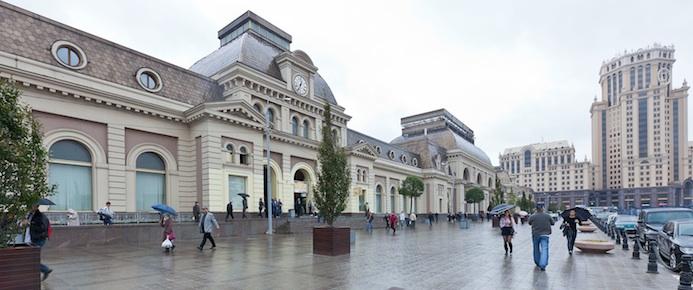 Москва, Павелецкая площадь, 1а