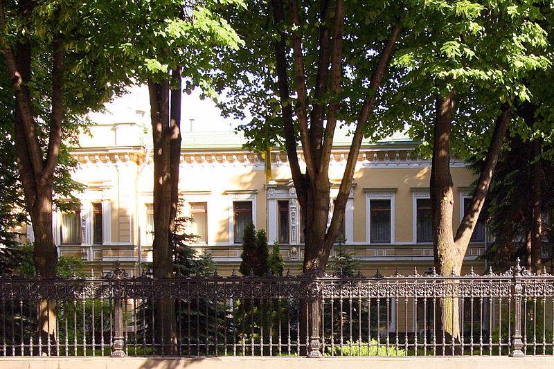 Входная группа Посольство