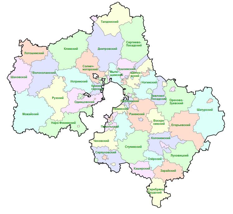 Московская область (МО