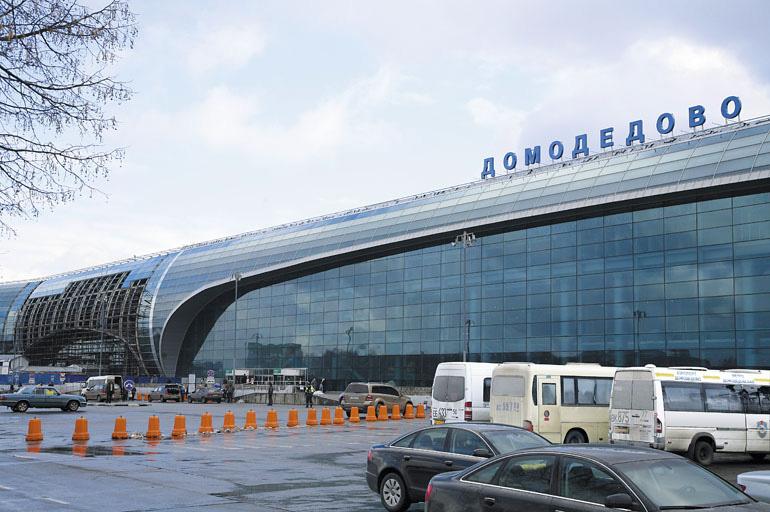 аэропорт домодедово. фото