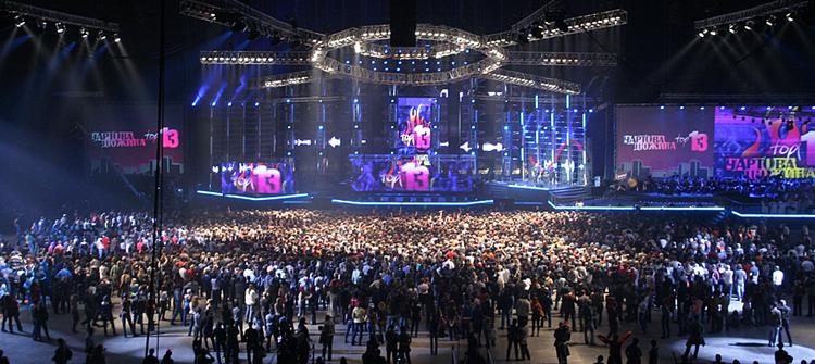 СК Олимпийский | Концертные