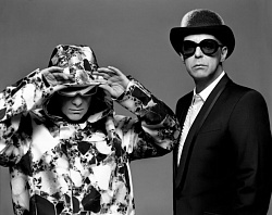 Концерт группы Pet Shop Boys