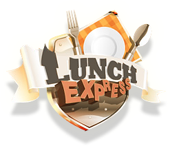 Lunch Express, доставка еды. Москва.
