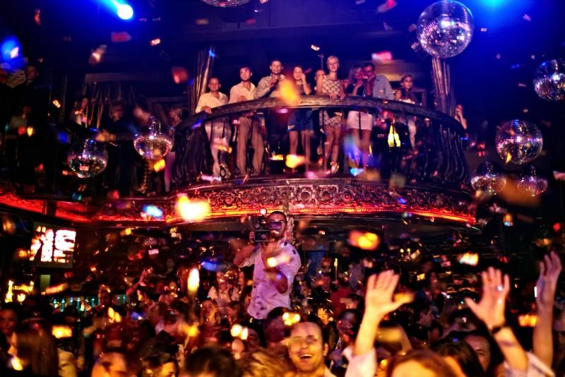 ночной клуб москвы вакансии на работу